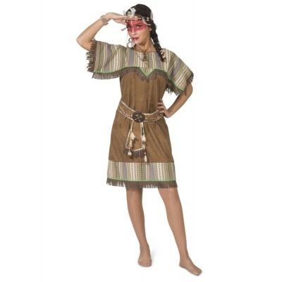 Dámský kostým Indiánka Isi 44-46