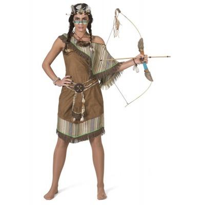 Dámský kostým Indiánka Una 40-42