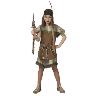 Dětský kostým Indiánka Oya 164