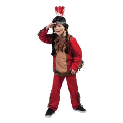 Dětský kostým Indián Powhatan 164