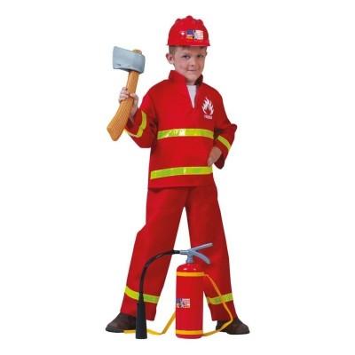 Dětský kostým Hasič Sam 140