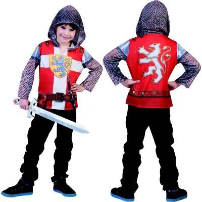 Dětský kostým 3D tričko rytíř 98