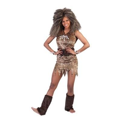 Dámský kostým Pravěká žena Lea 40-42