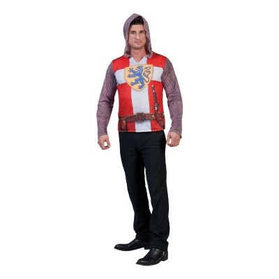 Pánský kostým 3D tričko rytíř 58