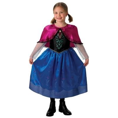 Dětský kostým Princezna Anna Frozen Ledové království