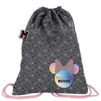 Batoh pytel vak s přední kapsou Minnie Mouse
