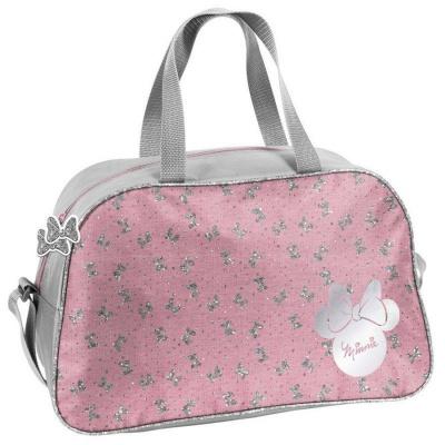Dětská sportovní taška kabela Minnie růžová