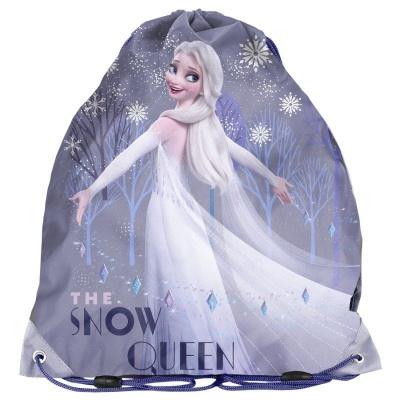 Školní pytel vak sáček Frozen 2 Ledové království Elsa Snow Queen
