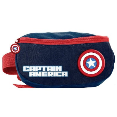 Ledvinka pouzdro na pas Avengers Kapitán Amerika