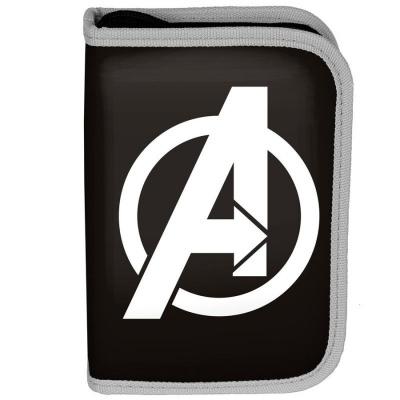 Školní pouzdro penál Avengers Legend s chlopněmi a vybavením