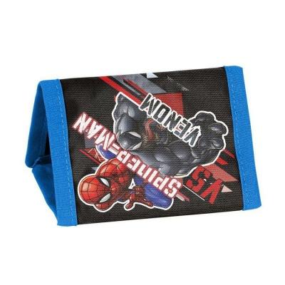 Textilní peněženka Spiderman vs Venom