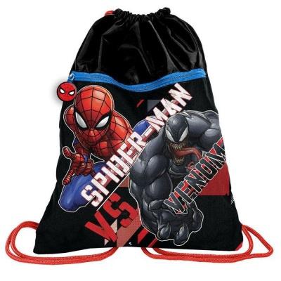 Batoh pytel vak s přední kapsou Spiderman vs Venom