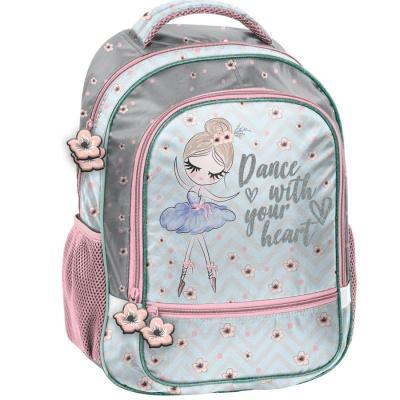 Školní batoh brašna Baletka