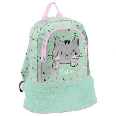 Dětský batoh plyš Kočka Cutie