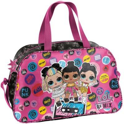 Dětská sportovní taška kabela Panenky LOL Surprise