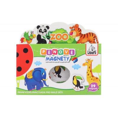 Dětské pěnové magnety Zoo
