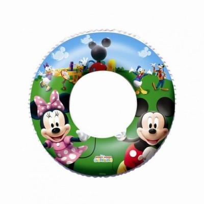 Nafukovací kruh Mickey Mouse a Minnie 56cm