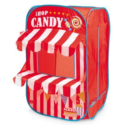 Dětský stan na hraní Cukrárna Candy shop