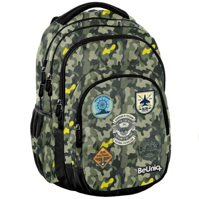 Školní batoh Army Travel