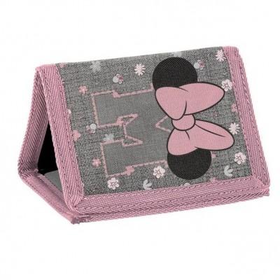 Textilní peněženka Minnie Mouse