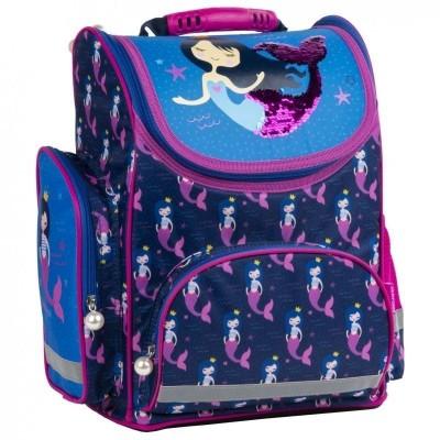 Školní batoh aktovka Mořská panna i pro prvňáčky