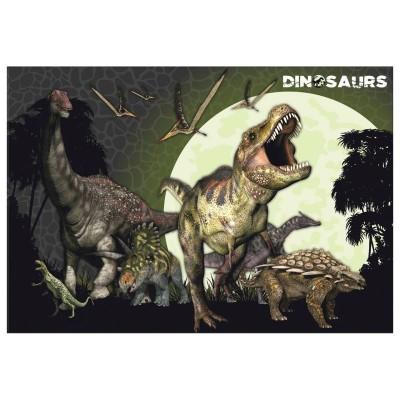 Podložka na psací stůl Dinosaurus