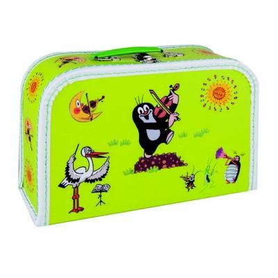 Dětský kufřík Krteček a housličky