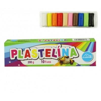 Plastelína 10 barev