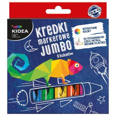 Fixy Jumbo 8 barev