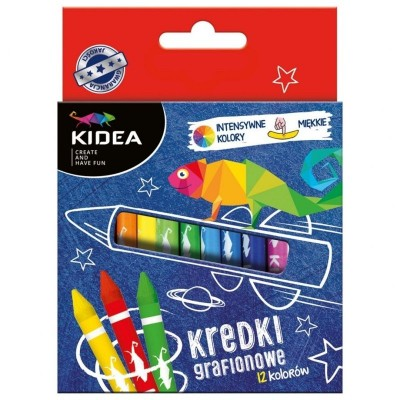Voskovky 12 barev