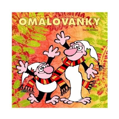 Omalovánky Zdeněk Smetana