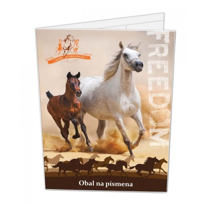 Desky na písmena Koně - Horse Freedom