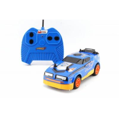 RC Hot Wheels model auta na dálkové ovládání modrý 1:28