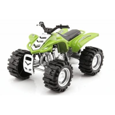 Model čtyřkolka buggy Zelená