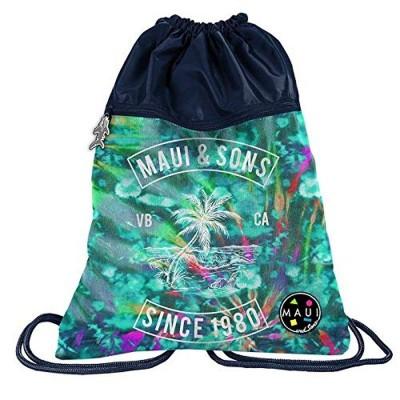 Batoh pytel vak s přední kapsou Maui and Sons Beach