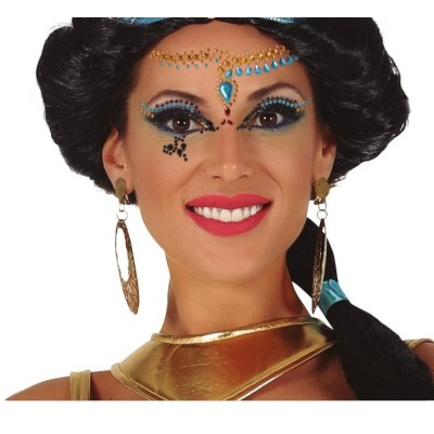 Nalepovací kamínky na obličej Egypt