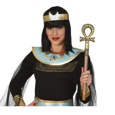 Egyptské žezlo pro Faraona Ankh 50cm