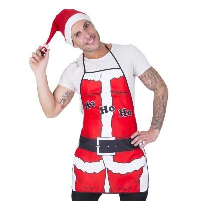 Vánoční zástěra pánská