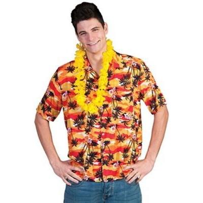 Pánský kostým Havajská košile 48-50