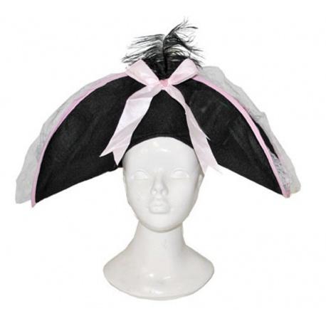 Pirátský klobouk dámský