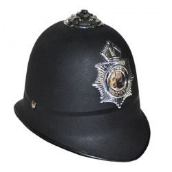 Přilba - londýnská policie