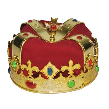 Královská koruna - korunovační