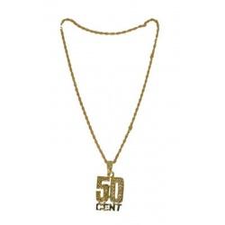 Náhrdelník - 50cent