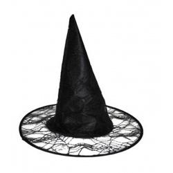 Klobouk - čarodějnice