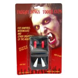 Zuby a falešná krev - upír