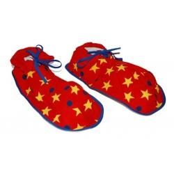 Návleky na boty klaun