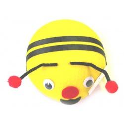 Čepice - včelka
