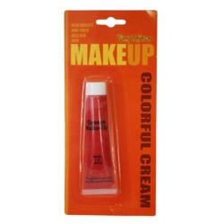 Make up - krém červený