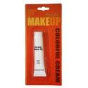Make up - krém bílý