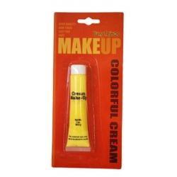 Make up - krém žlutý